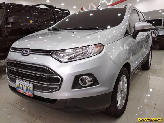 Ford Ecosport Power Shift