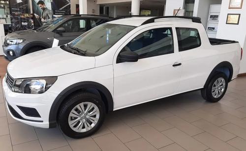 Volkswagen Saveiro 1.6 Cd Cabina Doble Comfortline Vw 0km 24