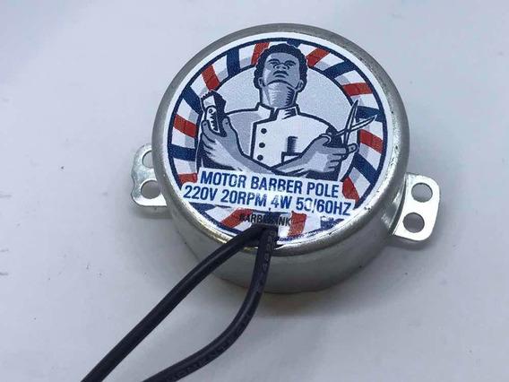 Motor Para Barber Pole 20rpm 220v - Profissional