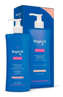 Bagovit A Emulsion Nutritiva Piel Extra Seca X 350 Gr