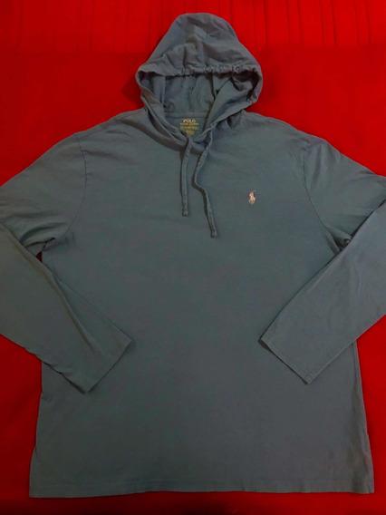 Sudadera/suéter Polo Ralph Lauren Original Talla L/lacoste