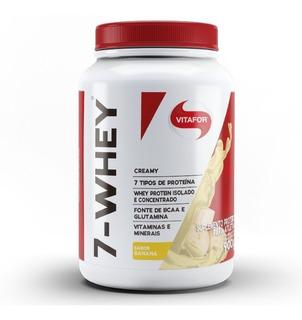 7-whey Creamy 900g Banana Vitafor