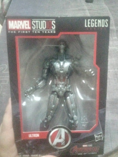 Marvel Legends The First Ten Years Ultron