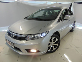 Honda Civic Sedan Exs-at 1.8 16v(tiptronic) 4p 2013