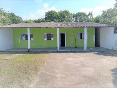 Casa Isolada Em Terreno Inteiro Na Praia De Itanhaém