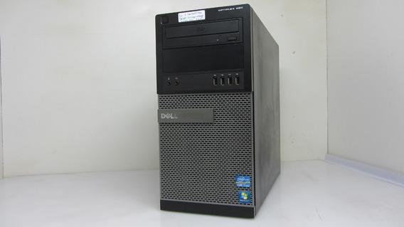 Pc Dell Optiplex 990 Mt Core I7-2400 + 8gb Ddr3 Ssd 120gb