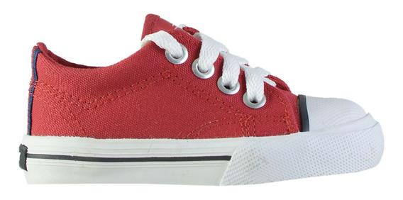 Zapatillas Topper Profesional Rojo Bebés