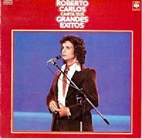 Cd Roberto Carlos - Canta Sus Grandes Exitos (usado/otimo)