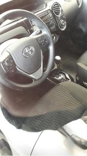 Toyota Etios 1.5 16v Xs Aut. 4p 2017