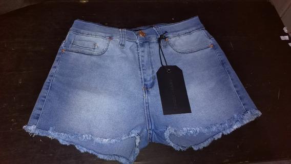 Short Jeans Mujer Talle 40 Tucci Dia De La Madre