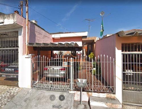 Casa À Venda Por R$ 370.000,00 - Jardim Nove De Julho - São Paulo/sp - Ca0097