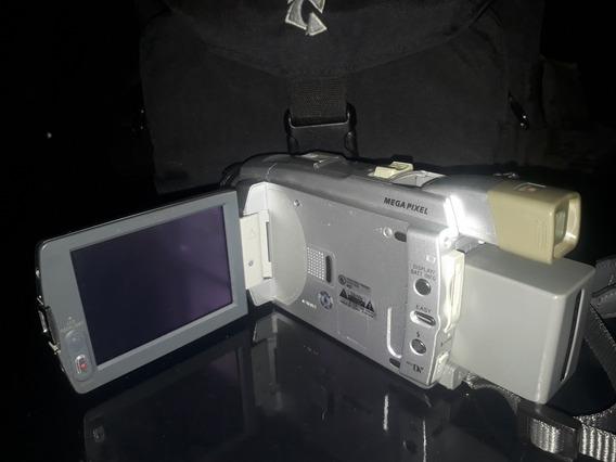 Filmadora Handcam Sony Dcr Hc85 Digital Zeiss S/ Teste Alhva