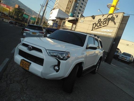 Toyota 4 Runner Sr5 4.0, Aut, Refull, 4x4 2018