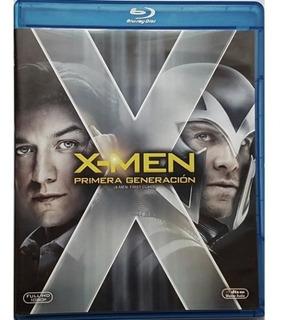 X Men First Class, Blu Ray