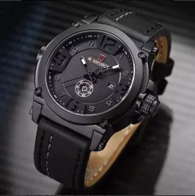 Relógio Naviforce Militar Preto
