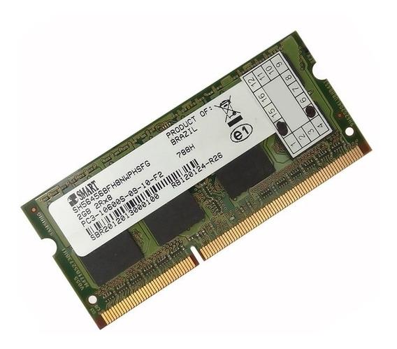 Memoria Notebook Ddr3 2gb Smart