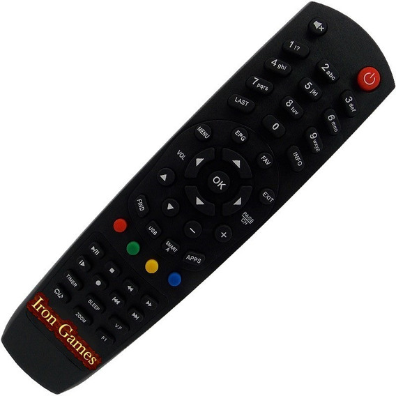 Controle Remoto Try Generation Hd Pronta Ent