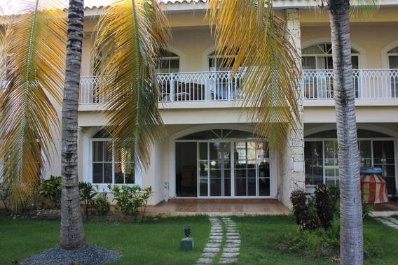 Villa Duplex En Cocotal Vista Piscina Y Jardin