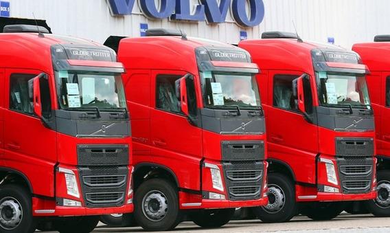 Volvo Fh 540 6x4 0km (entrada+parcelas) 2020