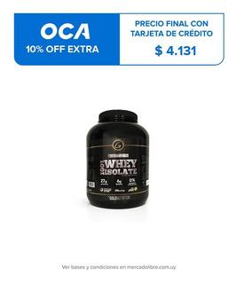 100% Whey Isolate 5lb Vainilla Gourmet