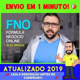 Fórmula Negócio Online 2019 + 30 Curs0s - Valor 11 R$