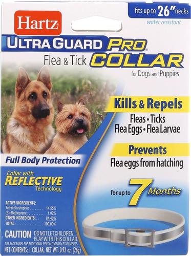 Ultraguardpro Collar-collar Antipulgas Y Garrapatas 7 Meses