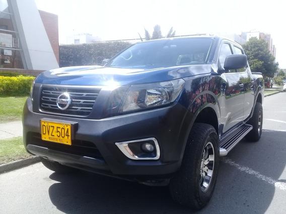 Nissan Frontier Np300 4x2 Sabanera