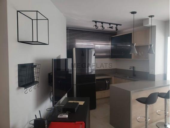 07984 - Flat 1 Dorm, Bela Vista - São Paulo/sp - 7984