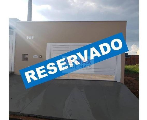 Casa Nova À Venda No Jardim Ouro Verde - Ca0363