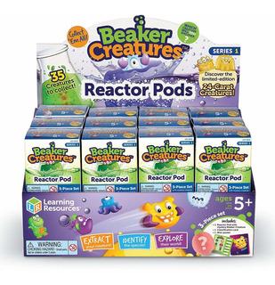 Beaker Creatures Reactor Pod, Pack Pods, Colores Surti...