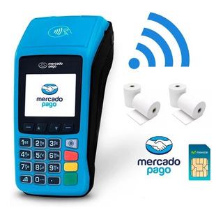 Mercado Point Lector Tarjetas Posnet 3g Libre Wifi + Regalos