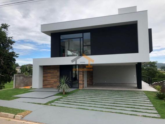 Casa Residencial À Venda No Condomínio Villagio Paradiso, Itatiba/sp - Ca0905 - Ca0905