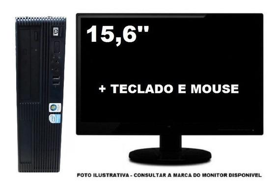 Hp Mini Dx7400 Intel Dual Core 4gb 160gb