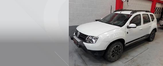 Renault Duster Dynamique Dakar Blanco 2018