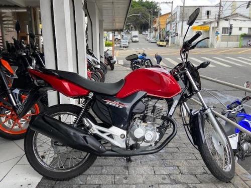 Honda Cg 160 Start 2019 Único Dono