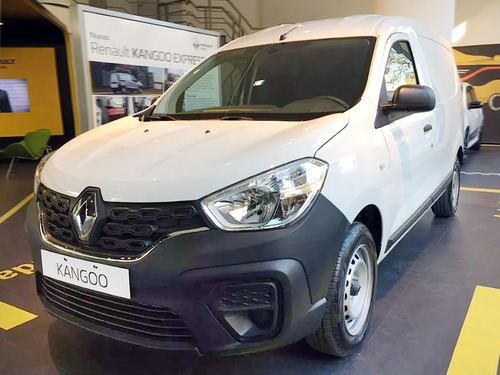 Renault Kangoo Ii Express Emotion Rojo 0km Contado Financiad