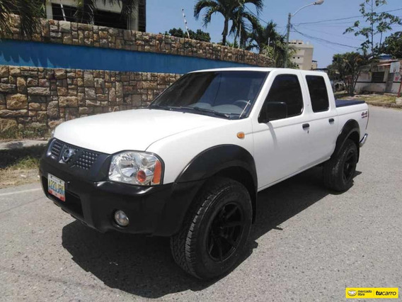 Nissan Frontier Doble Cabina 4x4 Turbo Diesel