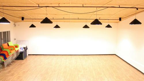 Alquiler Salón Sala Espacio Ensayo Teatro Baile Danza Yoga