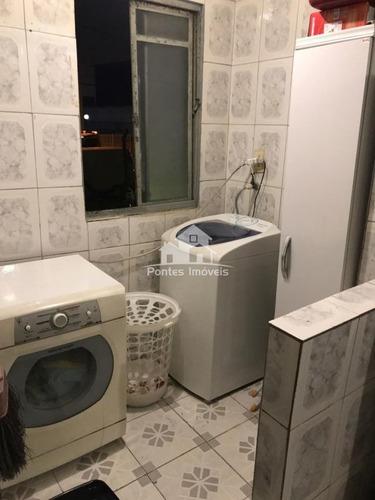 Apartamento 52m² 2 Dorms. 1 Vaga, Bairro Vila Alves Dias-sbc - Apa2011