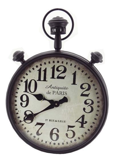 Reloj De Pared Diseño Reloj De Bolsillo Antiguo