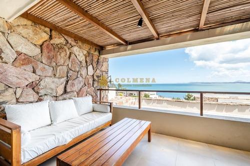 Alquiler Temporario De Hermoso Departamento De 2 Dormitorios En Suite En Punta Ballena- Ref: 3793