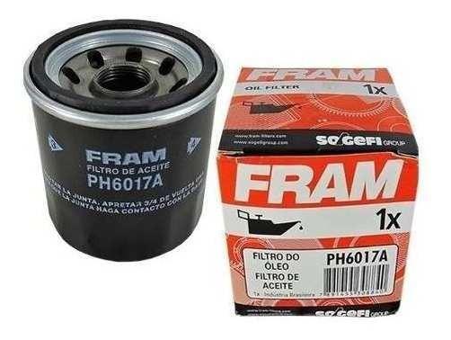 Filtro Oleo Fram Ph6017a Cb1300 2007 A 2008