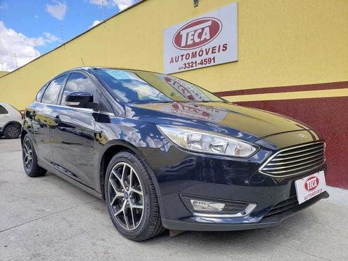 Ford Focus Titanium 2.0 16v(aut.) 5p (flex)
