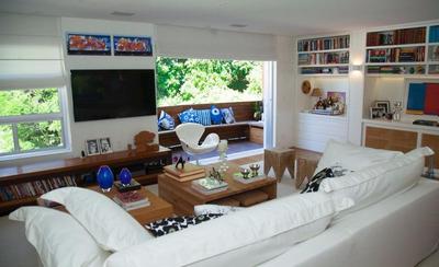 Apartamento Residencial Para Locação, Leblon, Rio De Janeiro. - Ap5220