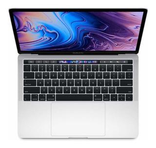 Macbook Pro 13 Pulgadas Plateado 2019 + Touch Bar Nuevo 128g