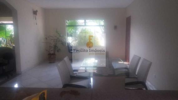 Casa Para Vender 4 Dormitórios Centro De Ouro Fino Mg - 1614