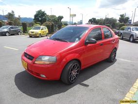 Chevrolet Aveo Ls Mt 1600cc Aa
