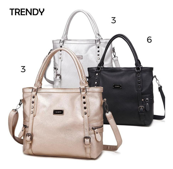 Cartera Trendy By Ibbags 20088 *p