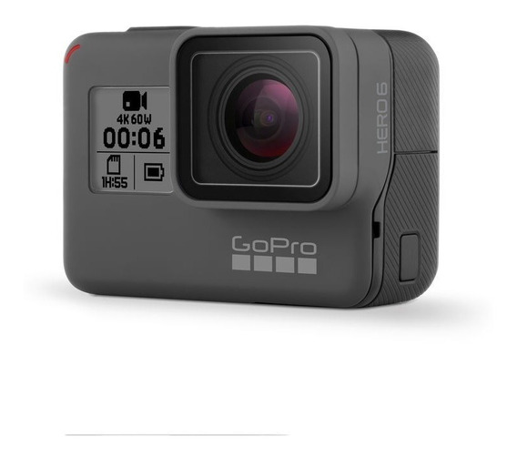 Camera Gopro Hero 6 Black 12mp 4k60