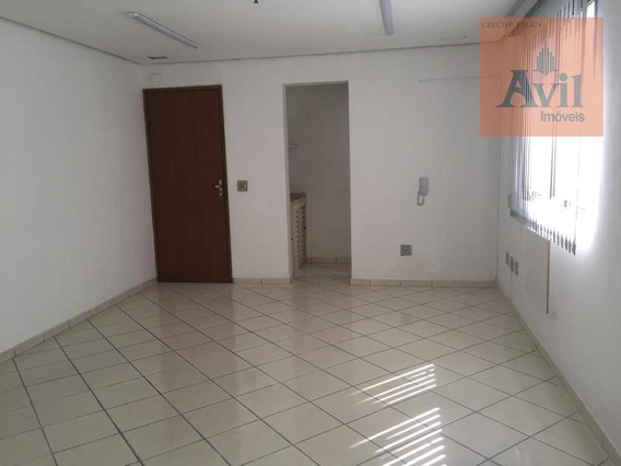 Sala À Venda, 40 M² Por R$ 240.000,00 - Belenzinho - São Paulo/sp - Sa0116